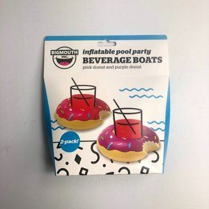Bigmouth Inc Inflatable Pool Party Beverage Boats